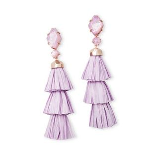 Kendra Scott Denise tassel-drop earrings